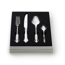 Load image into Gallery viewer, Faro Collection 4-Piece Flatware Set