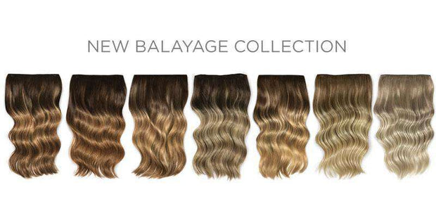 The Layered Halo® Balayage Collection - What-A-Doll Beauty Bar