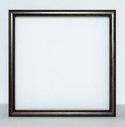 Lot of 3 Solid wood black Frames 25x25x5