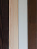 Lot of 3 Solid Wood Frames 25x25x5 - Insect Frame UK