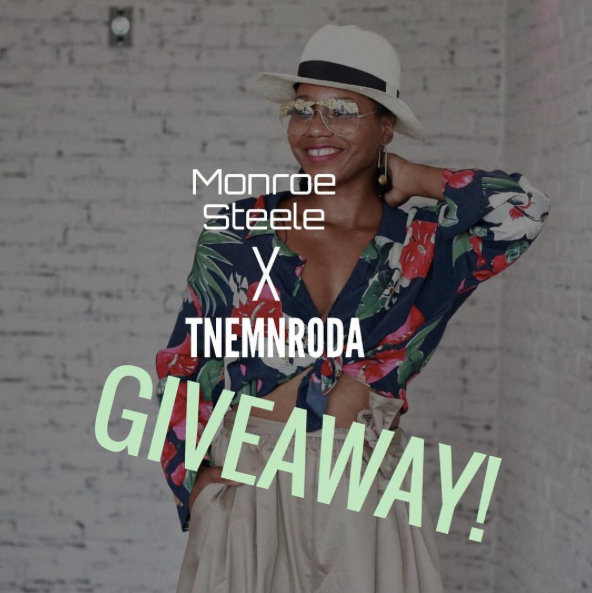 monroe steele fashion steele giveaway