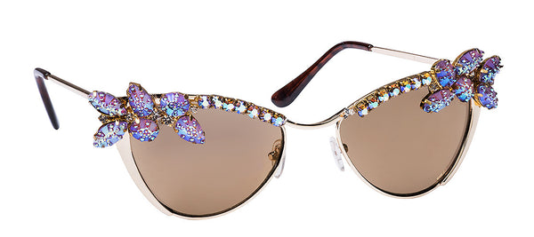 ARIEL COLLINS [TNEMNRODA x LOVE BROWN SUGAR]  SUNNIES + OPTICS Sunglasses Collection- NRODA