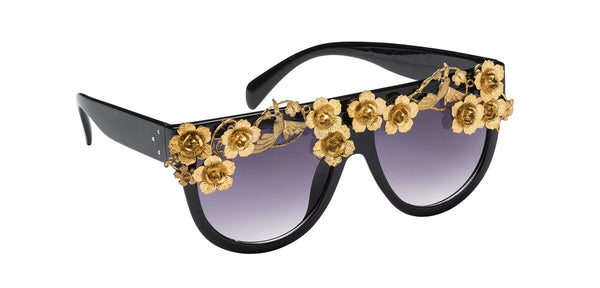 Heart of Gold  SUNNIES + OPTICS Sunglasses Collection- NRODA