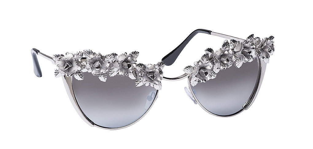 Star struck in  CAT EYE  SUNNIES + OPTICS Sunglasses Collection- NRODA