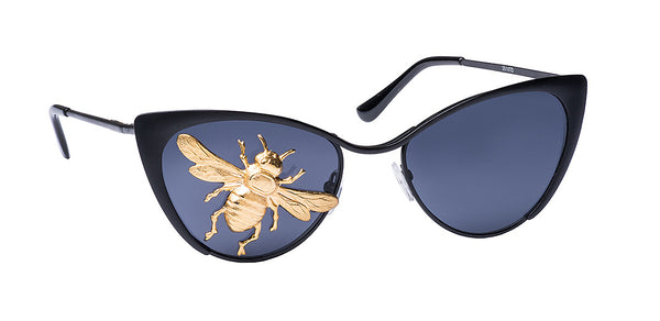 BEE SUNNIES IN BLK CAT