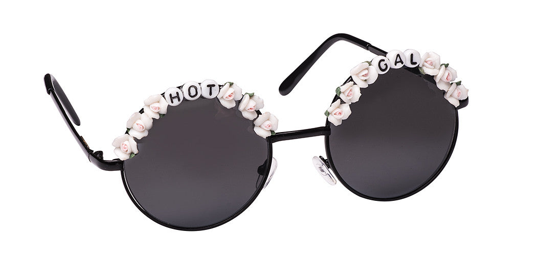 HOT GAL  SUNNIES + OPTICS Sunglasses Collection- NRODA