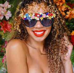 TNEMNRODA X CHARMSIE: FRIDA'S BLOOM SUNNIES