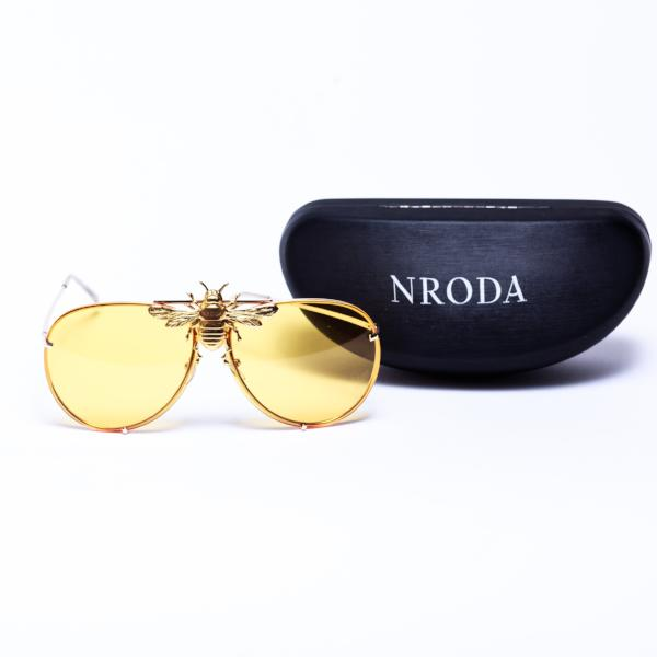 NRODA EYEWEAR CASE XXL Eyewear Sunglasses Collection- NRODA