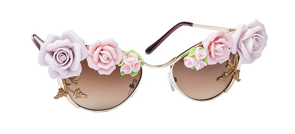 LOVE'S FLORAL  SUNNIES + OPTICS Sunglasses Collection- NRODA