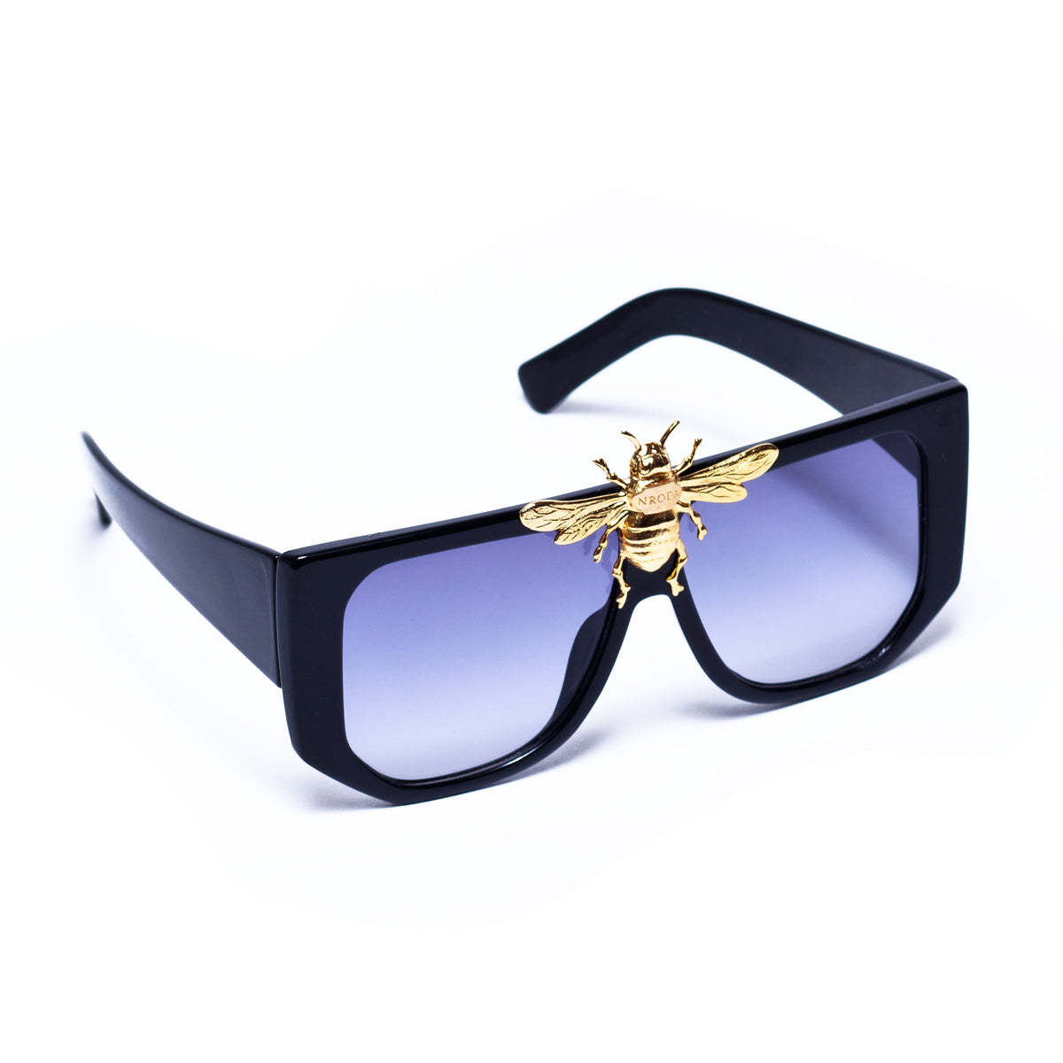 POWER MOVES - Black Out Series  SUNNIES + OPTICS Sunglasses Collection, Tnemnroda man- NRODA