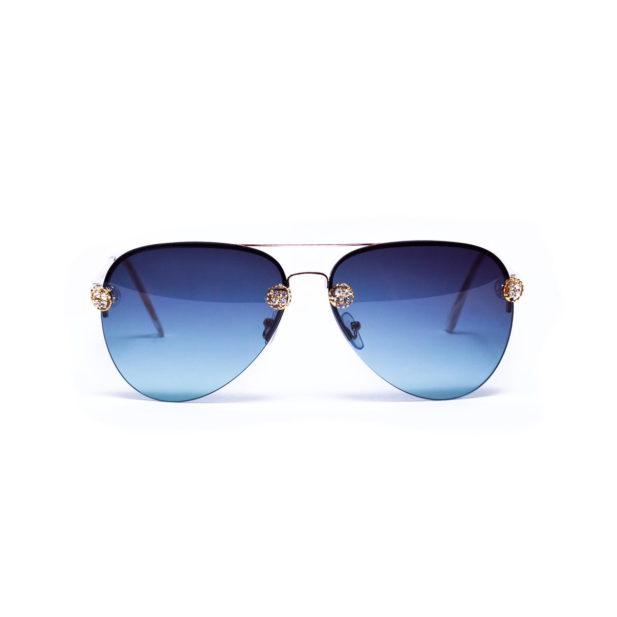 The Perfect Aviator - Black Out Collection  SUNNIES + OPTICS TNEMNRODA- NRODA