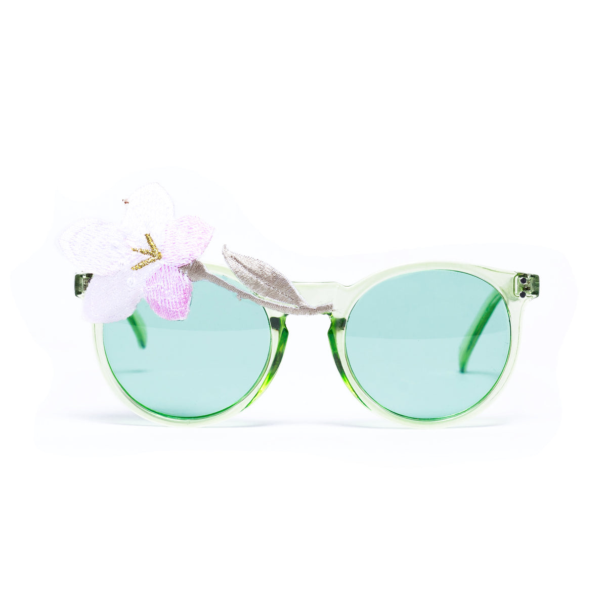 Green Garden for kids  SUNNIES + OPTICS TNEMNRODAsamplesale, sunglasses collection- NRODA