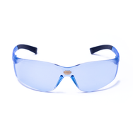 N-GOGGLES 19 N-GOGGLE 19 BLUE LENS SUNNIES + OPTICS Sunglasses Collection- NRODA