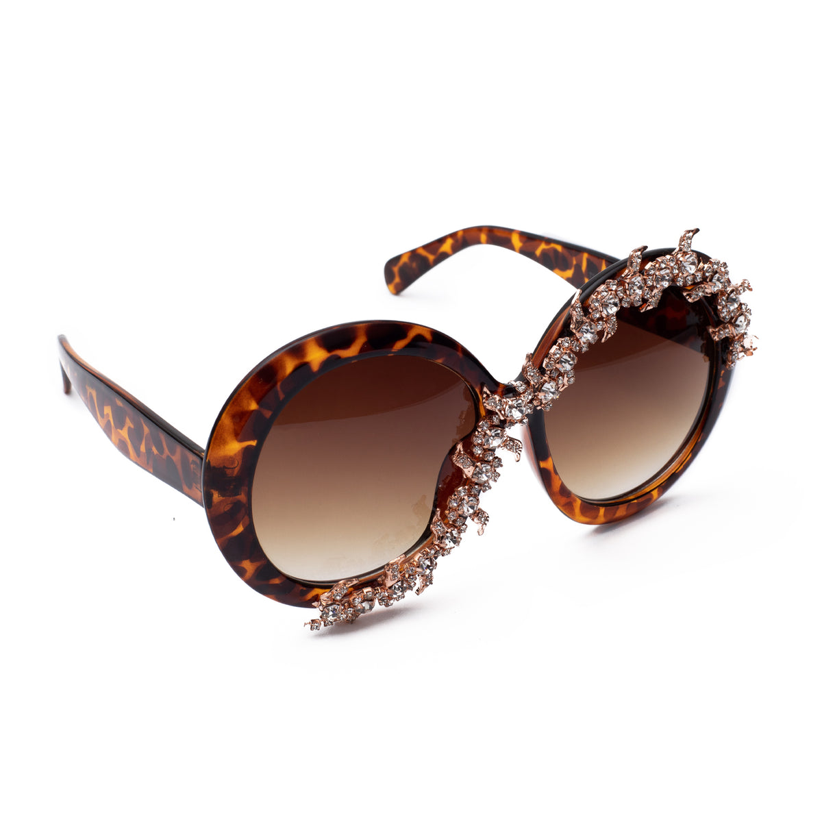City of lights Cocoa glitz SUNNIES + OPTICS Sunglasses Collection- NRODA