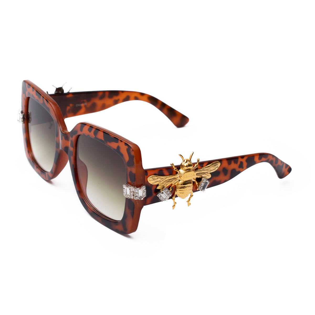 More than enough Cocoa luxe SUNNIES + OPTICS Sunglasses Collection- NRODA