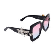 More than enough Berry ice gradient SUNNIES + OPTICS Sunglasses Collection- NRODA