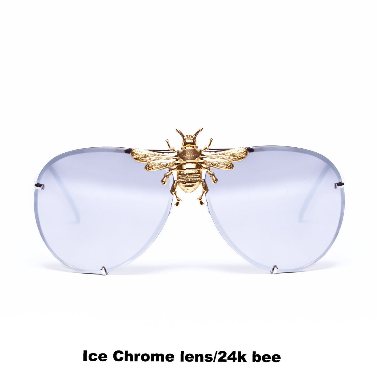 I'll Be Rich Forever Bee Sunglasses - Mirror Luxe Edition  SUNNIES + OPTICS Sunglasses Collection, Tnemnroda man- NRODA