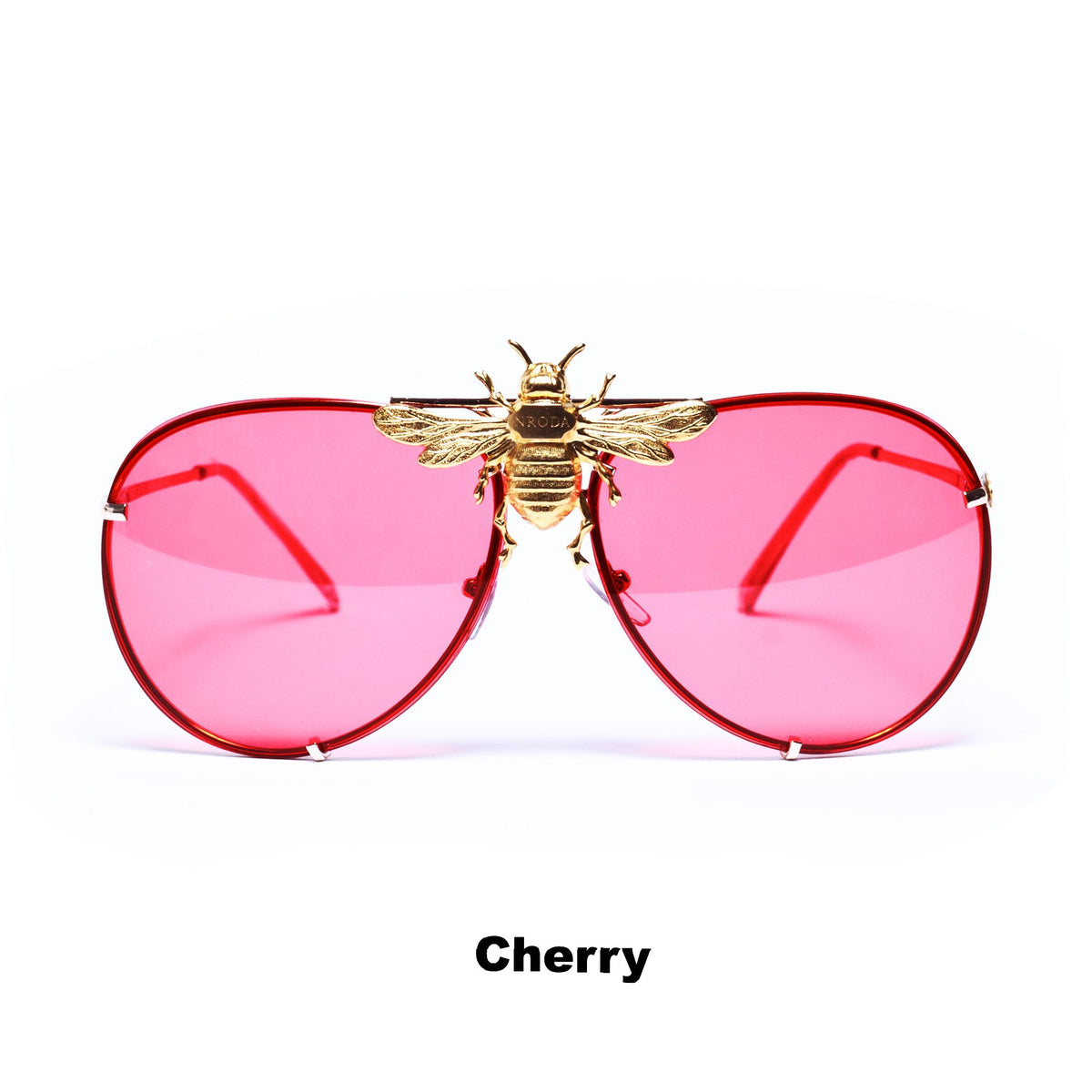 I'll Be Rich Forever Bee Sunglasses in Sky Blue  SUNNIES + OPTICS Sunglasses Collection- NRODA