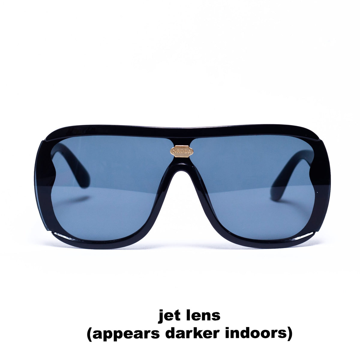 Snowed In Shield Sunnies  Eyewear Sunglasses Collection- NRODA