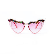 Heart of Diamonds  SUNNIES + OPTICS Sunglasses Collection, Tnemnroda man- NRODA