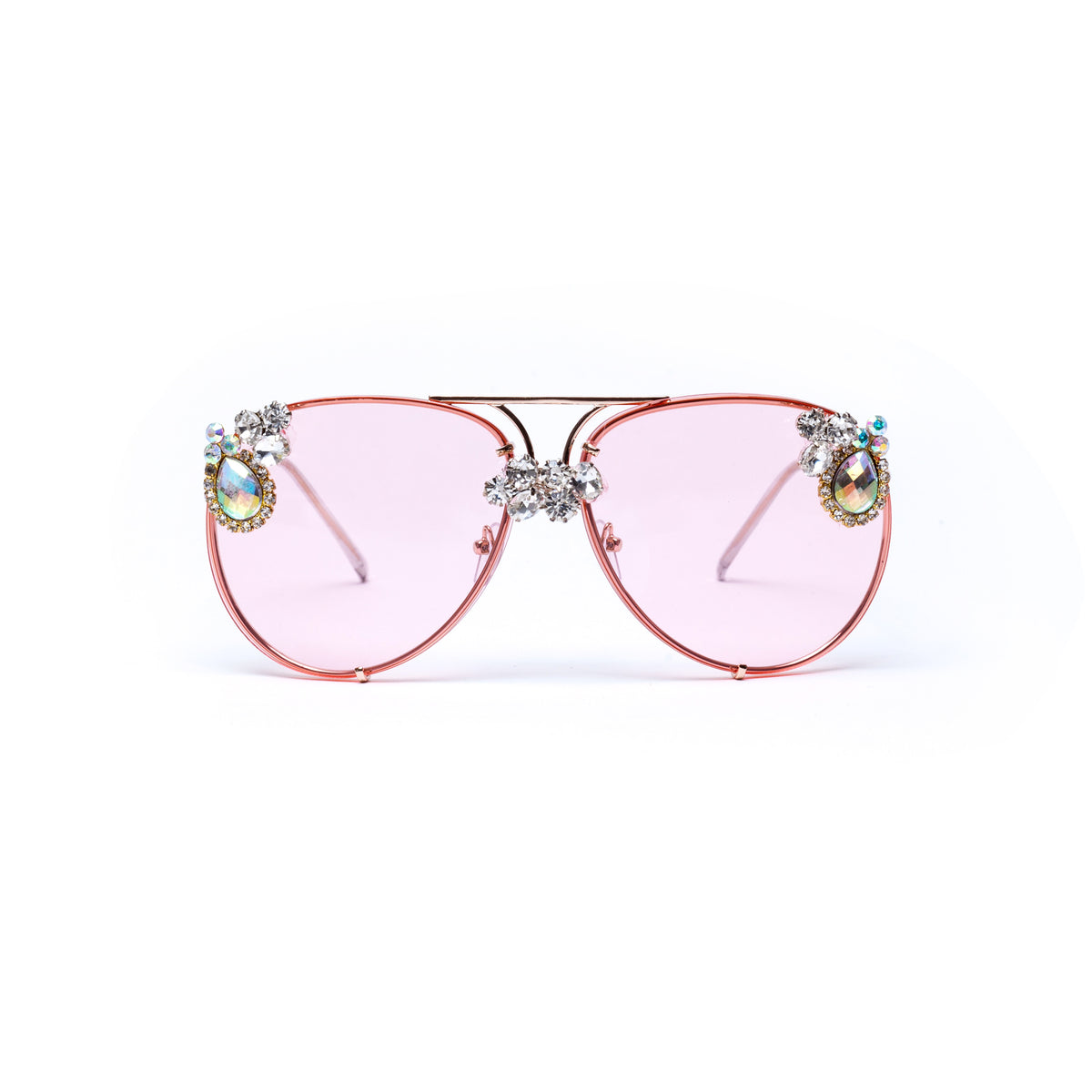Summer Princesa Rose SUNNIES + OPTICS TNEMNRODA- NRODA