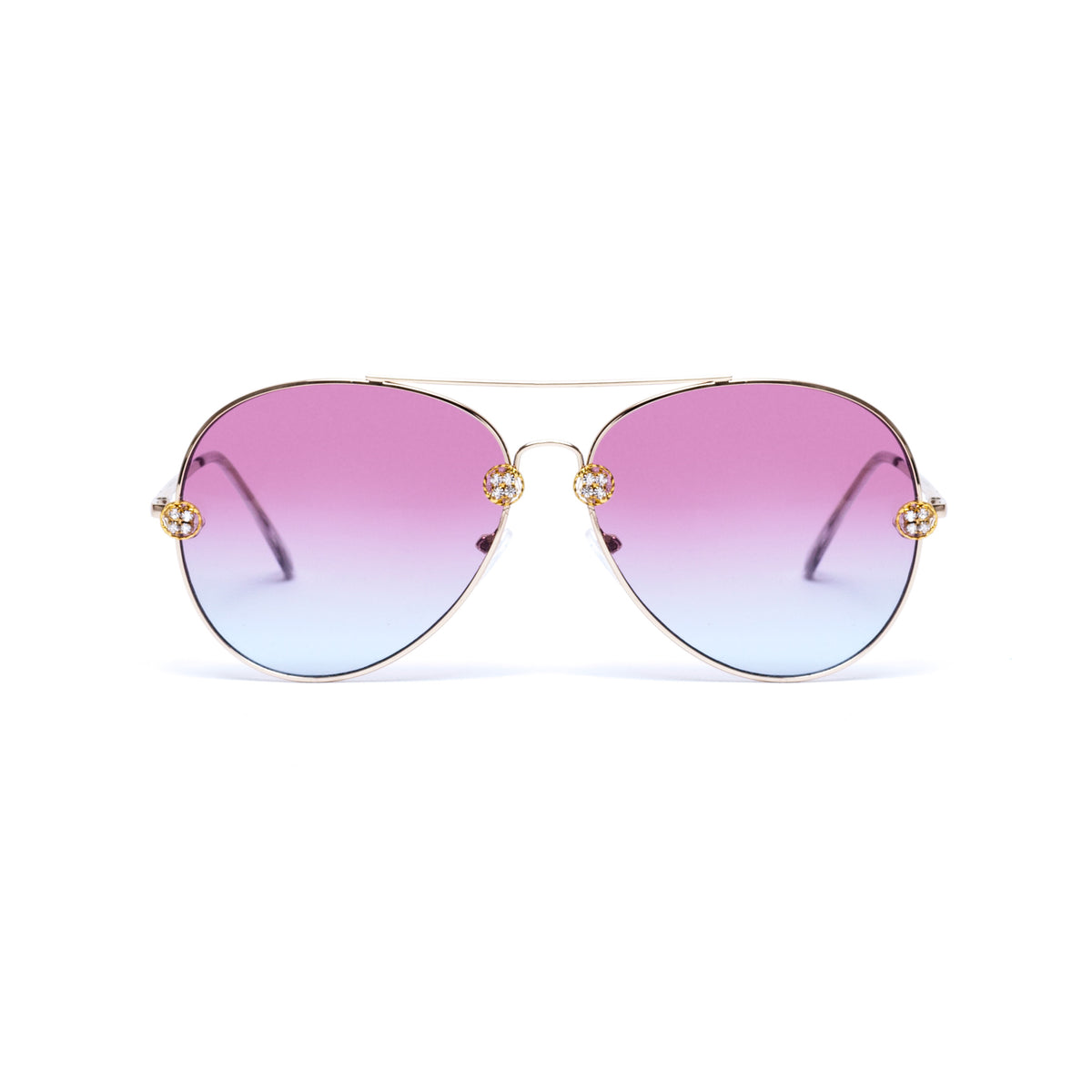 The Perfect Aviator -Sunset Edition  SUNNIES + OPTICS TNEMNRODA- NRODA