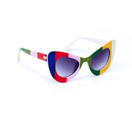 All My Stripes Sunglasses  SUNNIES + OPTICS Sunglasses Collection, Tnemnroda man- NRODA