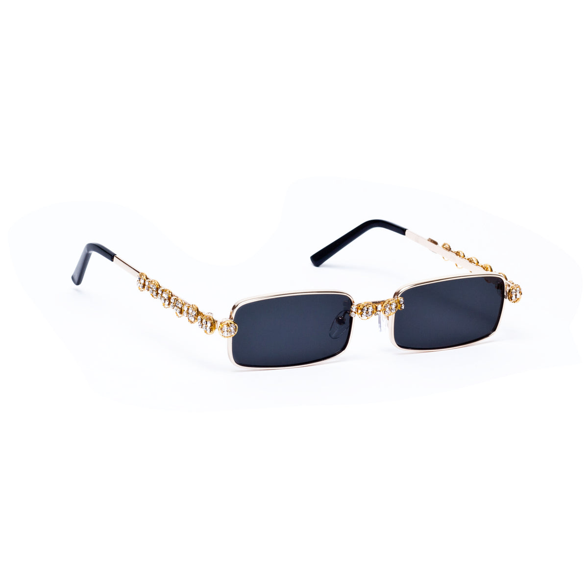 All About The Benjamins - Jet Luxe  SUNNIES + OPTICS Sunglasses Collection- NRODA