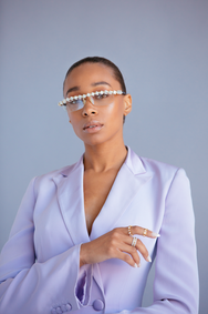 Ice Me Out - Gold  SUNNIES + OPTICS Sunglasses Collection- NRODA