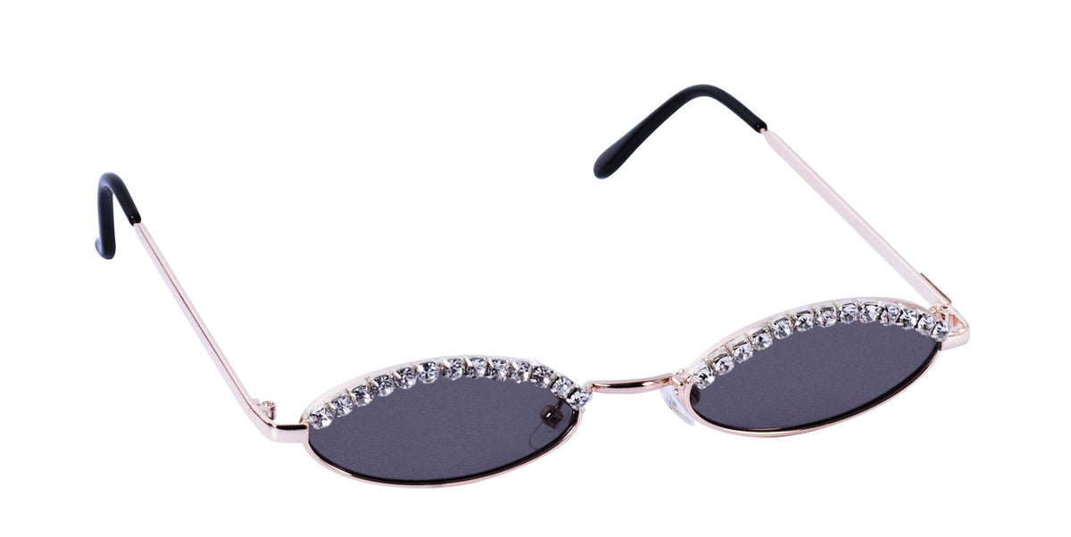 PEEPIN' YOU SUNNIES in Cherry  SUNNIES + OPTICS Sunglasses Collection- NRODA