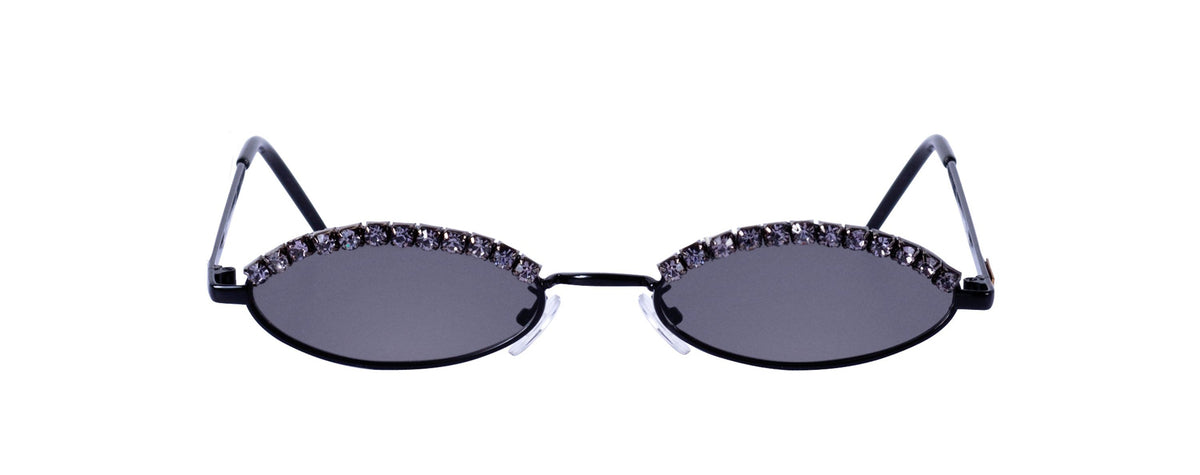 Peepin' You Sunnies: MonoChrom Edition  SUNNIES + OPTICS Sunglasses Collection- NRODA