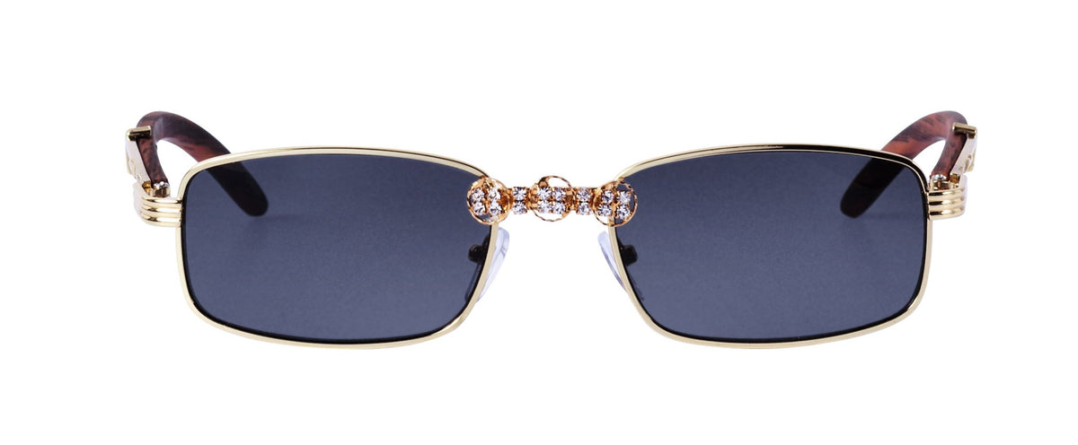 ICONIC VINTAGE SUNNIES: SQUARISE  SUNNIES + OPTICS Sunglasses Collection- NRODA