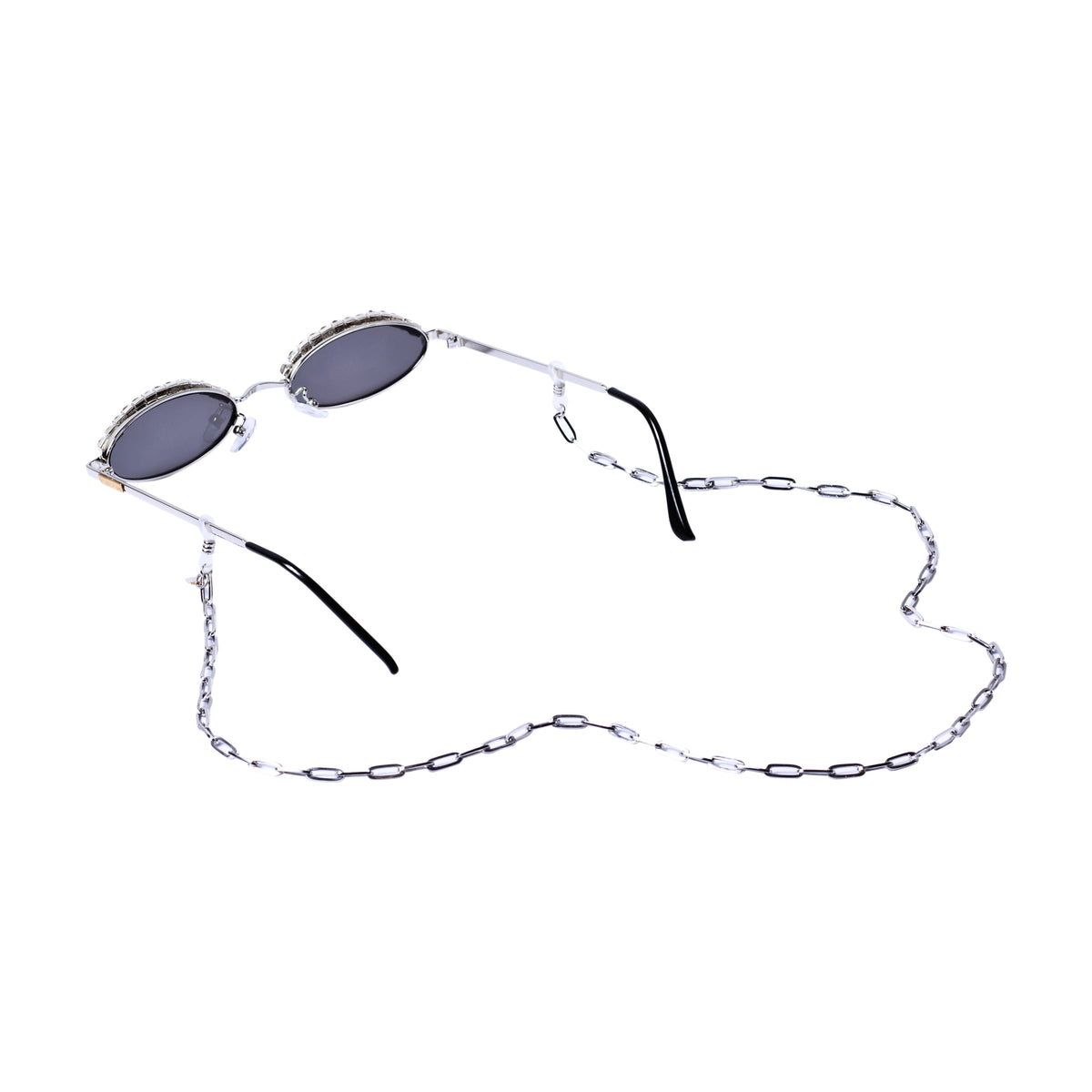 CLASSIC SUNNIES CHAIN IN SILVER