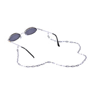 CLASSIC SUNNIES CHAIN IN SILVER  SUNNIES CHAIN TNEMNRODA- NRODA