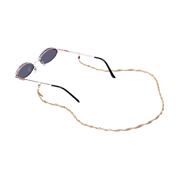 TWISTED SUNNIES CHAIN IN GOLD