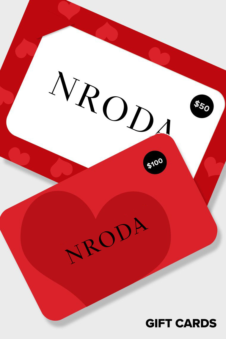 NRODA Gift Card  SUNNIES + OPTICS Sunglasses Collection- NRODA