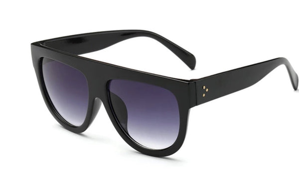 Bossy Sunnies in Jet Black
