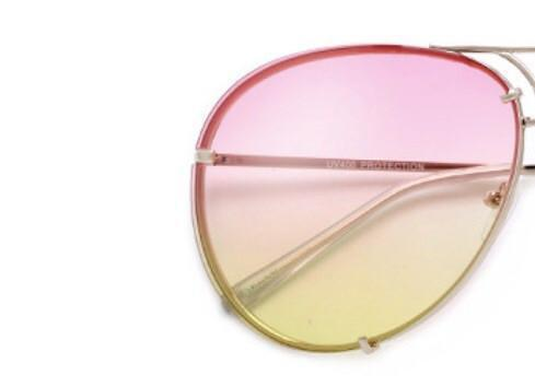 I'll Be Rich Forever Bee Sunglasses - Limited Sunset Edition  SUNNIES + OPTICS Sunglasses Collection, Tnemnroda man- NRODA