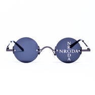 Nroda Cross Logo  Eyewear Sunglasses Collection, Tnemnroda man- NRODA