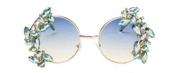 Ocean Goddess sunnies  SUNNIES + OPTICS Sunglasses Collection, Tnemnroda man,- NRODA