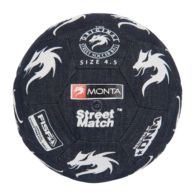 Blue Dragon StreetMatch Ball - MONTA Street