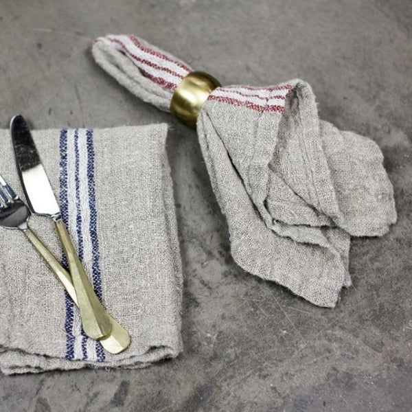 Pure linen napkin (each)