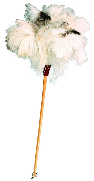 Luxury ostrich feather duster