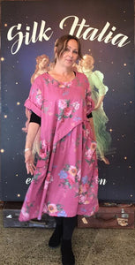 Arezzo - lovely cotton floral dress... 4 great colourways