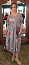 Load image into Gallery viewer, Arezzo - lovely cotton floral dress... 4 great colourways