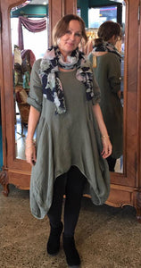 SUPER SPECIAL..!! Lucca - Linen Tunic... was $129 NOW $89