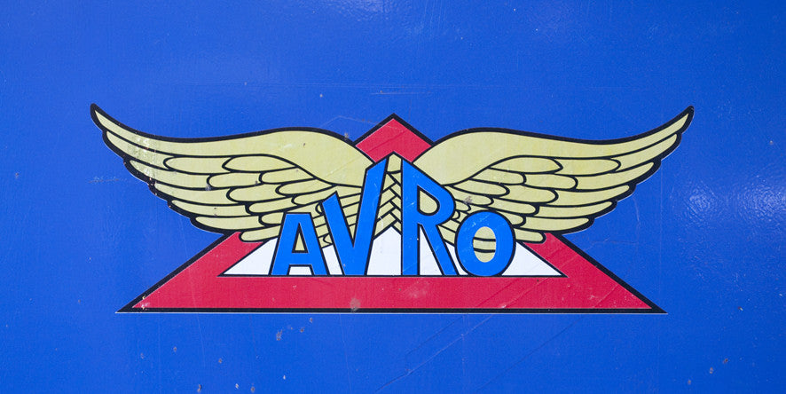 Avro at Woodford aerodrome, Manchester.