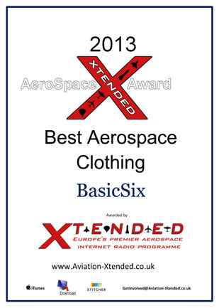 Aviation Extended's Best Aerospace Clothing - 2013