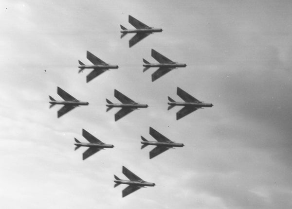 English Electric Lightning promo film from the 1960´s