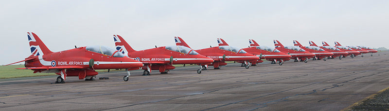 Basic Six at Britain's Historic Air Fields